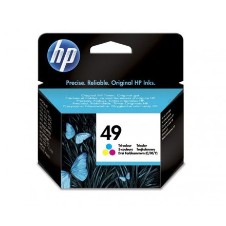 INKJET ORIG. HP N49 NEGRO 51649AE