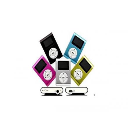 MP3 SKY CON DISPLAY ROJO