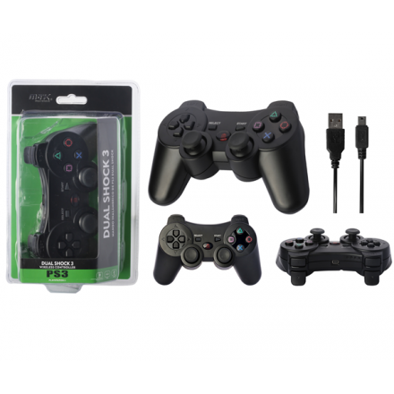 MANDO PS3 BLUETOOTH WIRELESS NEGRO  K3296 MTK