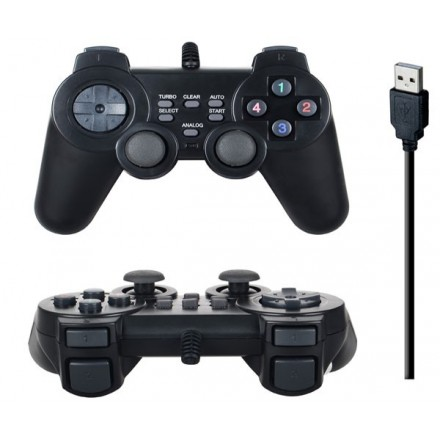 MANDO PC USB DUAL SHOCK K3404  MTK
