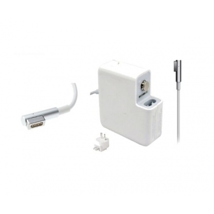 CARGADOR PORTATIL APPLE MAGSAFE 1 45W 14.85V 3.05A PIN...