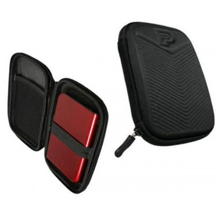 FUNDA HDD / SSD 2.5 PORT DESIGNS CHEVRON  NEGRO