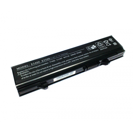 BATERIA PORT. DELL LATITUDE E5400 / E5500 11.1V