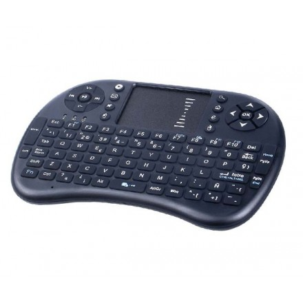 MINI TECLADO INALAMBRICO 2.4G CON TOUCHPAD SMART TV MTK...