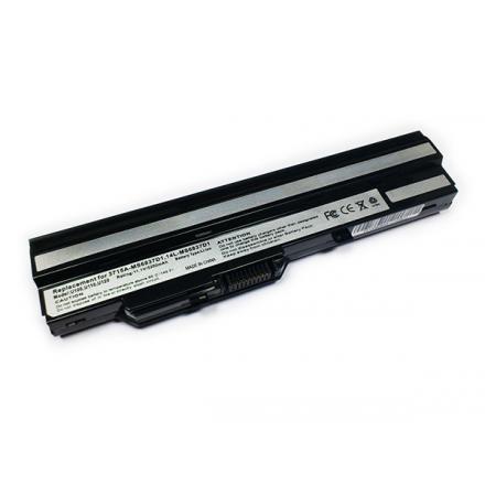 BATERIA PORT. LG X110 /  MSI U100 / U90 / AKOYA E1210 NEGRA