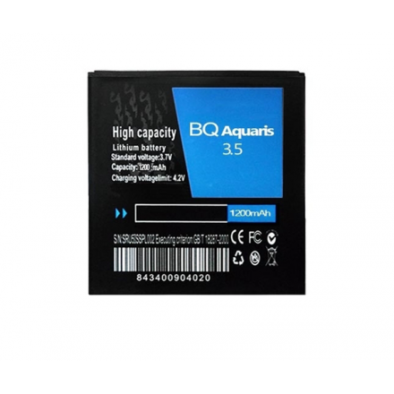 BATERIA MOVIL COMP. BQ AQUARIS 3.5