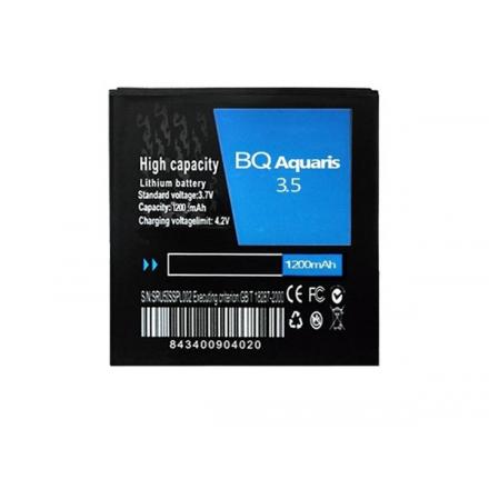 BATERIA MOVIL COMP. BQ AQUARIS 3.5