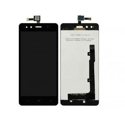 PANTALLA MOVIL TACTIL + LCD BQ AQUARIS X5 NEGRO