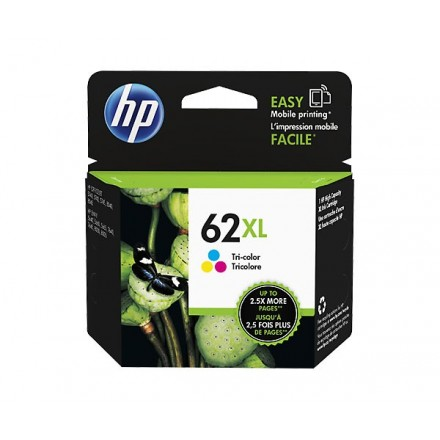 INKJET ORIG. HP C2P07AE N62 XL COLOR