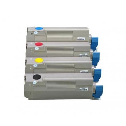 TONER COMP. OKI C5550/C5800/C5900 NEGRO / 43324424