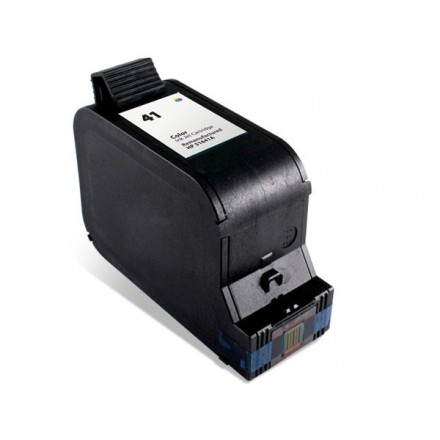 INKJET COMP. HP N41 REMANUFACTURADA  51641A