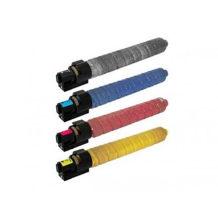 TONER COMP. RICOH AFICIO MP C2051/C2551  AMARILLO