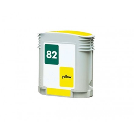 INKJET COMP. HP N82 AMARILLO C4913A 69ML