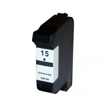 INKJET COMP. HP N15 NEGRO C6615A