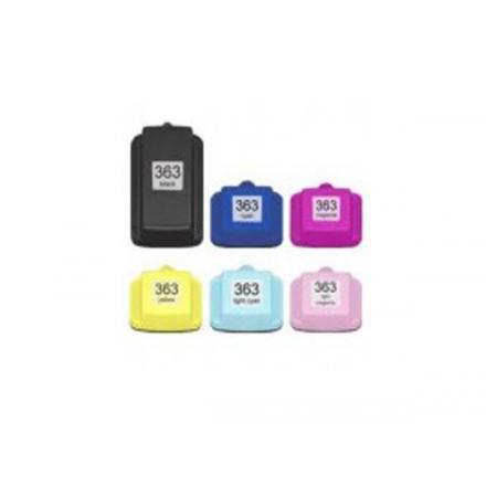 INKJET INPRO HP N363XL NEGRO C8719EE