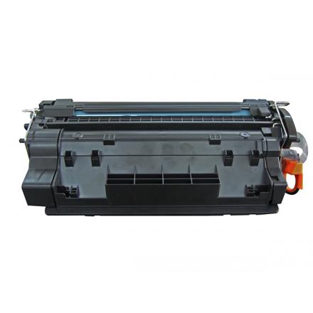 TONER COMP. HP CE255A / 55A / CANON 724 NEGRO 6.000 PAG.
