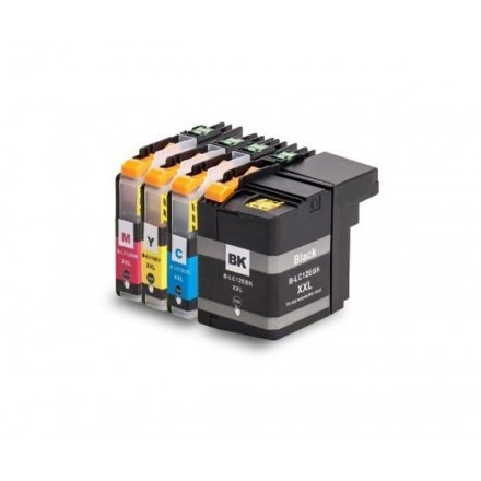 INKJET COMP. BROTHER LC12E NEGRO