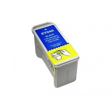 INKJET COMP. EPSON T040 NEGRO  C13T04014010