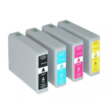 INKJET COMP. EPSON T7901/T7911  T79XL NEGRO 42ML
