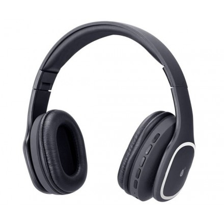 AURICULARES BLUETOOTH + MICRO MP3 TRIVIA C4354 NEGRO ONE+