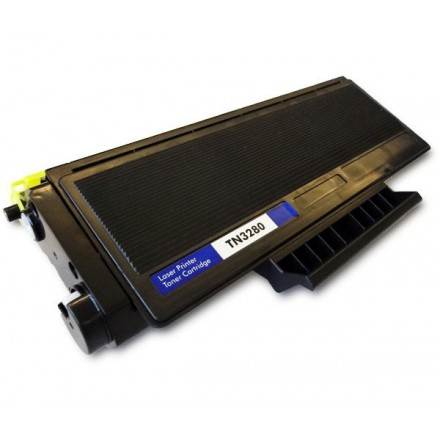 TONER COMP. BROTHER TN3170 / TN3280 NEGRO  8000PAG
