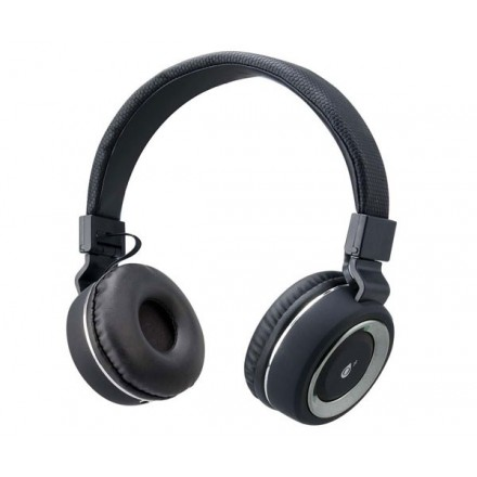 AURICULARES CON MICRO ASTEROIDES C4357 NEGRO / GRIS ONE+