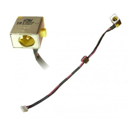 DC-JACK CON CABLE ACER ASPIRE 5741/ 5551/ 5742  65W