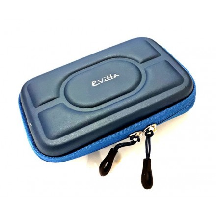 FUNDA HDD / SSD 2.5 E-VITTA COVER SHOCK BLUE