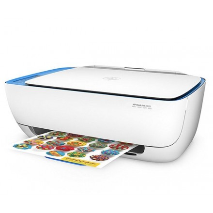IMPRESORA MULTIFUNCION HP DESKJET 3639 / A4/ USB / WIFI /...