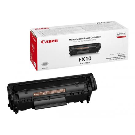 TONER ORIG. CANON FX10 NEGRO (2K) FAX L-100