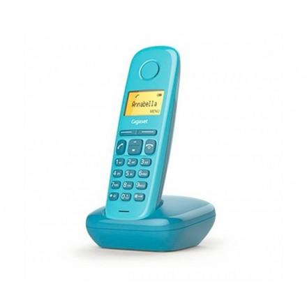 TELEFONO INALAMBRICO DECT DIGITAL GIGASET A170 AZUL