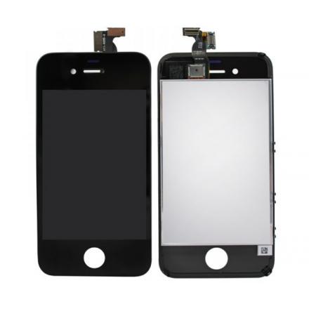 PANTALLA MOVIL TACTIL + LCD NEGRA IPHONE 4 A. CALIDAD