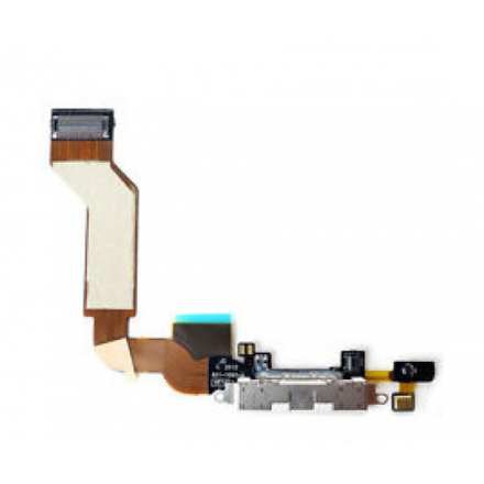 FLEX CONECTOR CARGA IPHONE 4S BLANCO