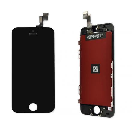 PANTALLA LCD + TACTIL IPHONE 5S NEGRO ALTA CALIDAD