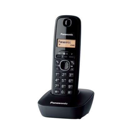 TELEFONO INALAMBRICO PANASONIC KX-TG1611 NEGRO