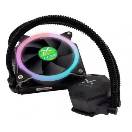 REFRIGERACION LIQUIDA CRYO 120MM DROXIO LED RGB