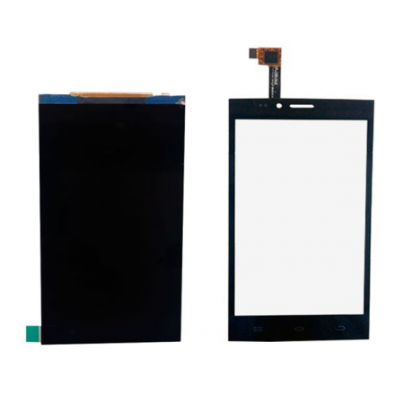 PANTALLA MOVIL TP+LCD T6/T6S BLACK