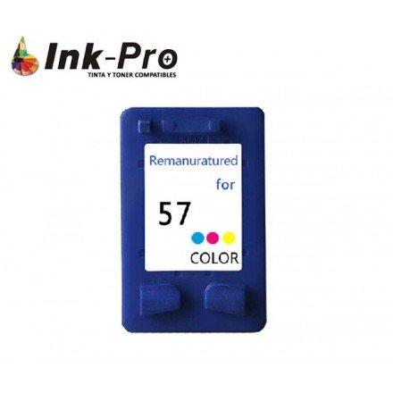 INKJET INPRO HP N57 COLOR C6657A