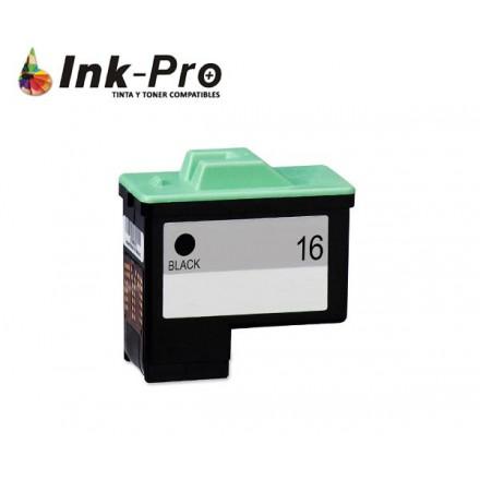 INKJET INPRO LEXMARK N16 NEGRO 15ML