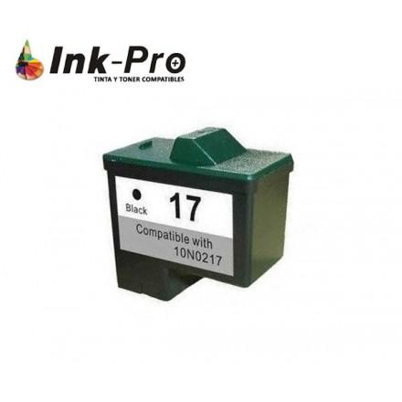 INKJET INPRO LEXMARK N17 NEGRO 10NX217E