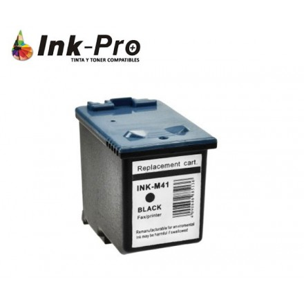 INKJET INPRO SAMSUNG INK-M41 NEGRO