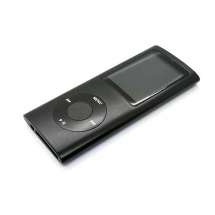 MP4 HOLIDAY CON DISPLAY NEGRO  MP3/FM