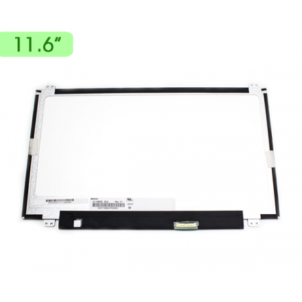 PANTALLA PORTATIL 11.6 LED SLIM EDP 30 PIN B.SUPERIOR E...