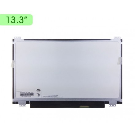 PANTALLA PORTATIL 13.3 SLIM LED 40 PINES N133BGE-L41 REV C3
