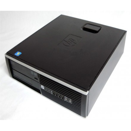 PC SFF HP 8200 OCASION I5-2400 3.1GHZ / 4GB / 250GB / DVD...