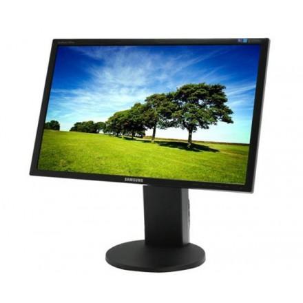 MONITOR OCASION LCD SAMSUNG 24 PULG. 2443BW  FULLHD / DVI...