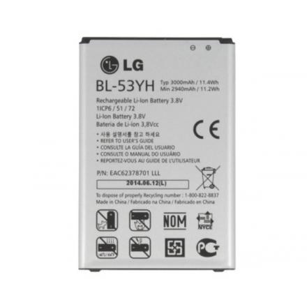 BATERIA MOVIL LG BL-53YH-5 LG G3