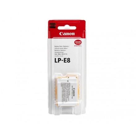 BATERIA ORIG. CAMARA CANON LP-E8  EOS 550 / 600