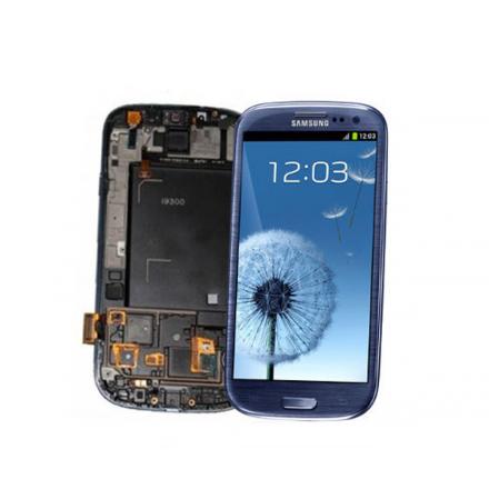 PANTALLA SAMSUNG S3 LCD + DIGITALIZADOR AZUL