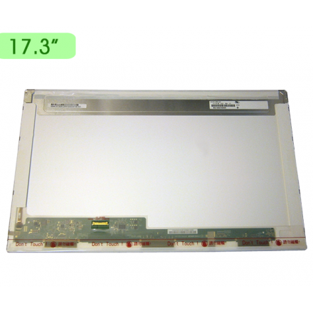PANTALLA PORTATIL 17.3 LED BRILLO / 40 PINES / 1600X900